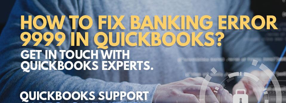 Banking error in quickbooks
