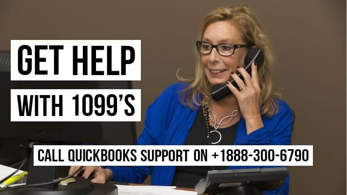 file 1099 in QuickBooks Online