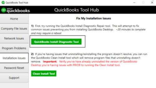 quickbooks error 1712 troubleshooting steps
