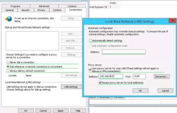 update proxy to repair quickbooks error 12029