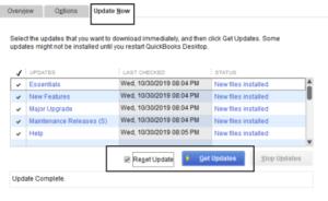 update quickbooks to fix error code 12029