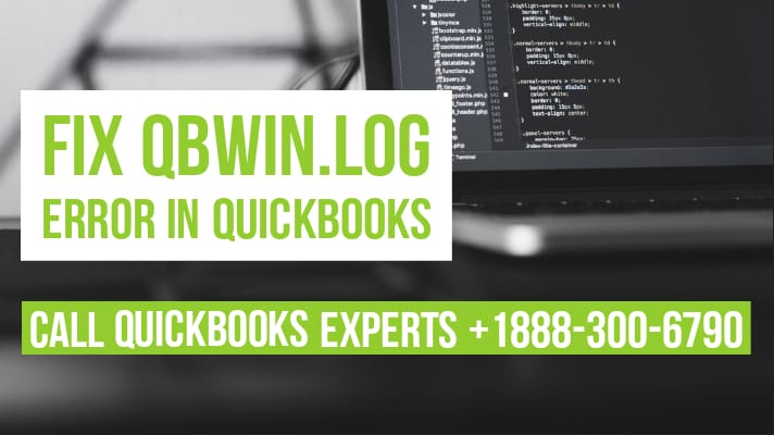 QBwin.log Error