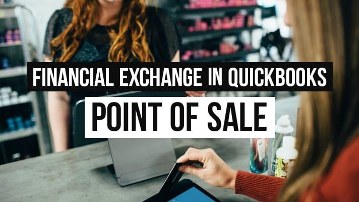 QuickBooks Financial Exchange
