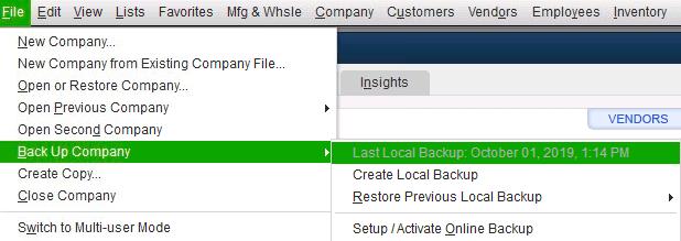 install quickbooks desktop in selective startup