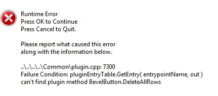quickbooks error 7300