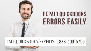 quickbooks error support phone number