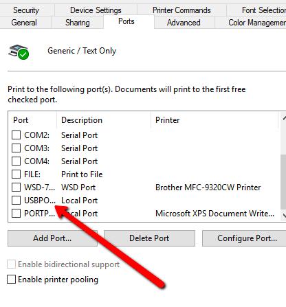 tag printer issues in QuickBooks desktop