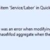 QuickBooks Error 3170