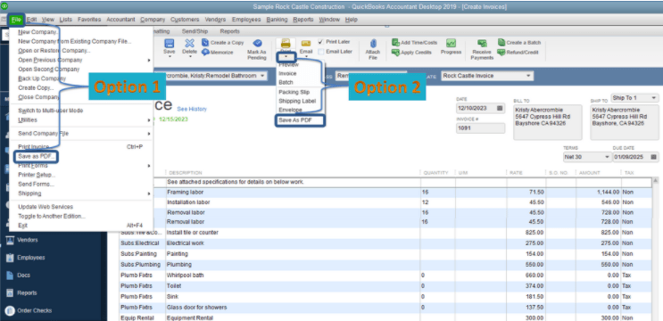 quickbooks desktop pdf file converter