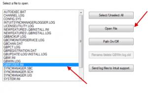 Fix error 2000 in QuickBooks using payroll